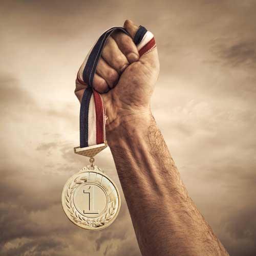 Sieger durch Sport Mentaltraining
