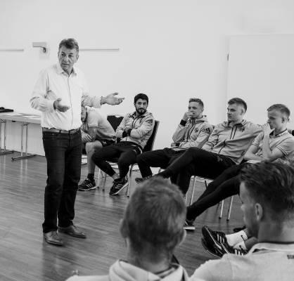 Sport Mentaltrainer Dirk Schmidt bei FC Ingolstadt